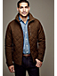 Men's Regular PrimaLoft® Quilted Moto Jacket