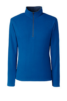 Men's ThermaCheck®-100 Fleece Half-zip Pullover