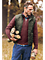 Men's Regular ThermaCheck®-100 Fleece Half-zip Pullover