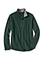 Men's Regular Textured ThermaCheck®-100 Fleece Half-zip Pullover