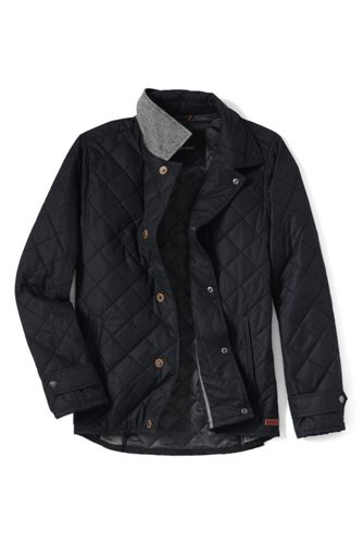 Men's Regular PrimaLoft® Quilted Jacket