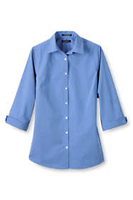 Women's 3/4 Sleeve Dobby Shirt