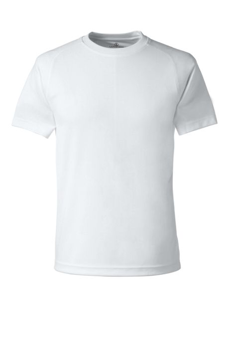 Men's Short Sleeve Endurance Solid Tee