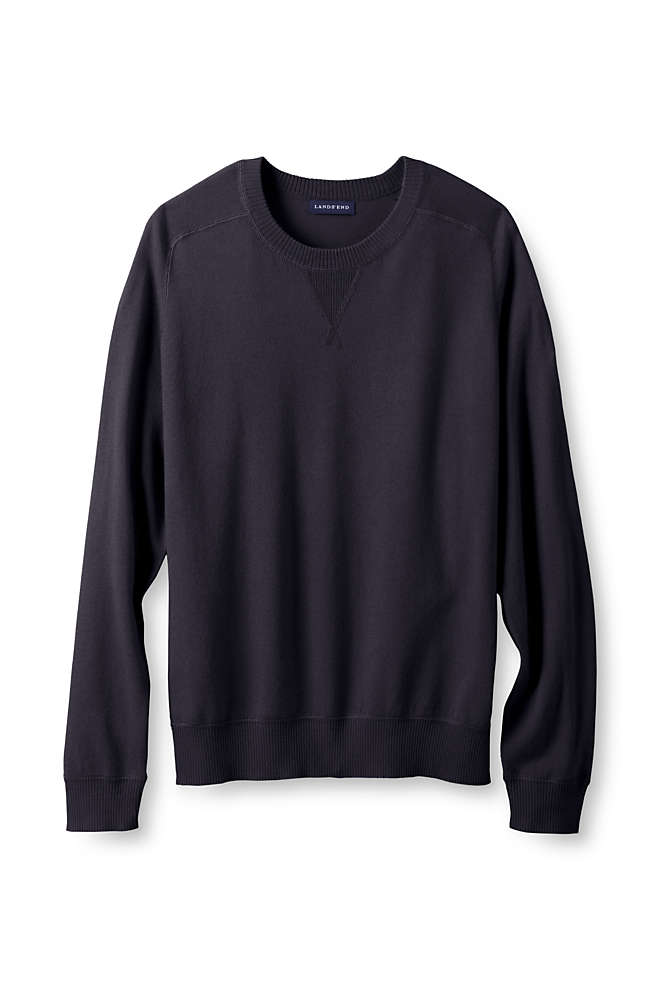 Men's Performance Active Crew Sweater, Front