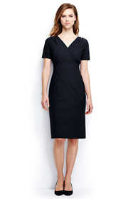 Women's Plus Empire Shift Dress