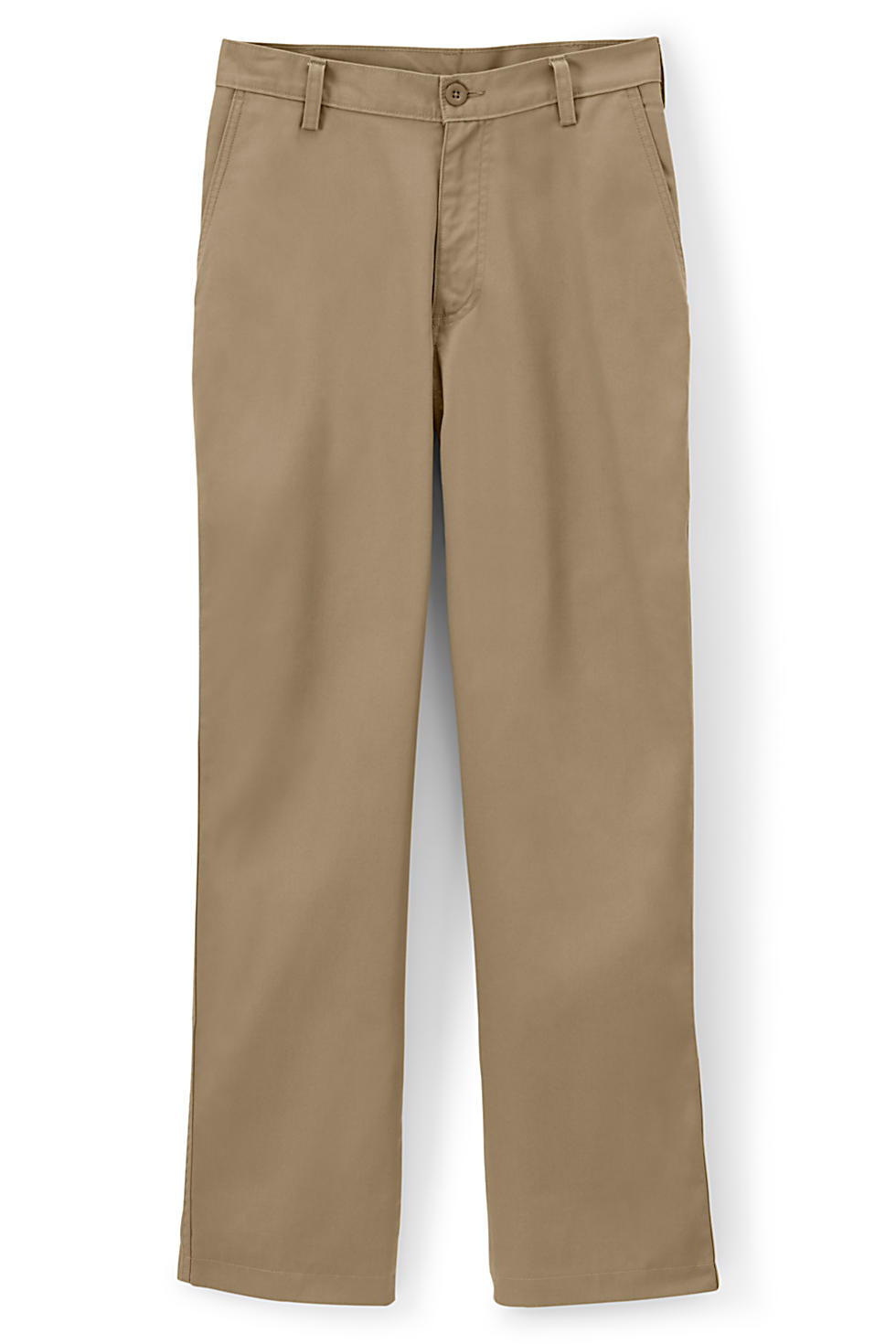 Lands End Men's Basic Work Pants (2 color options)