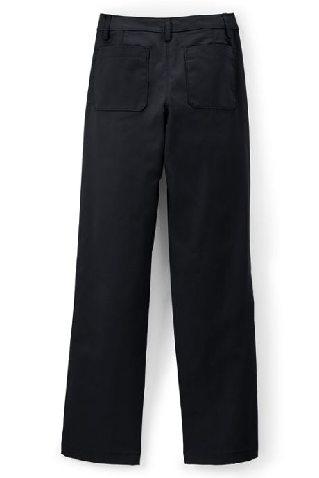 Women's Plus Size Basic Work Pants