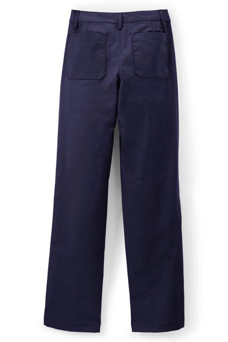 Women's Plus Size Basic Work Pants