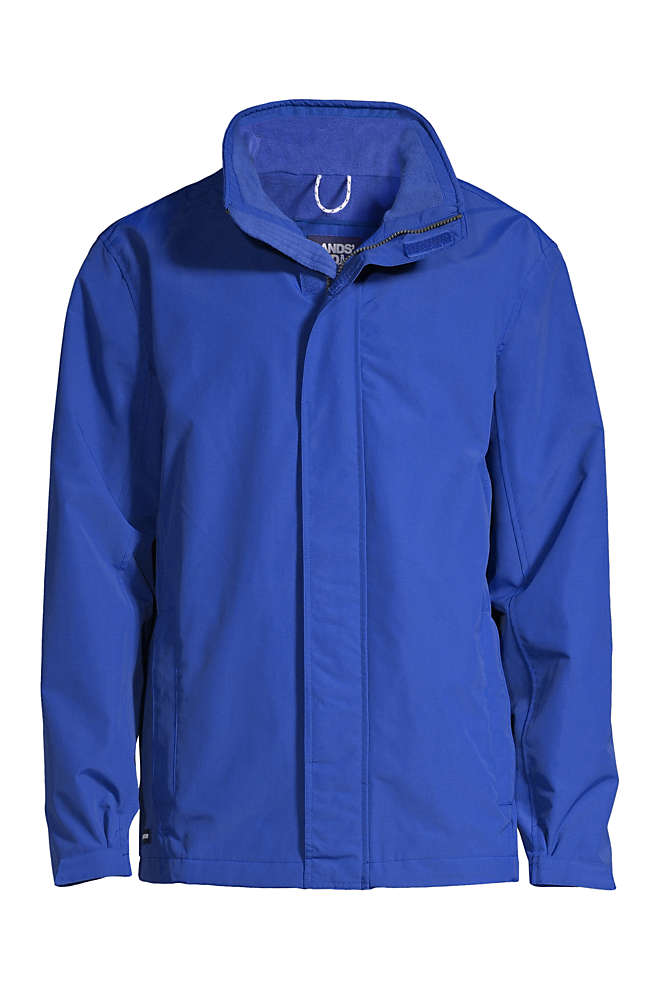 School Uniform Men's Big Sport Squall Jacket, Front