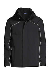 School Uniform Men's Regular 3 in 1 Squall Jacket, Front