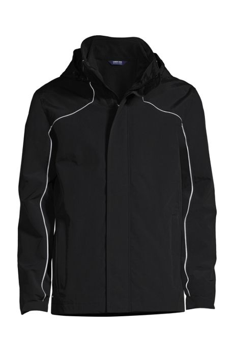 School Uniform Men's Tall 3 in 1 Squall Jacket