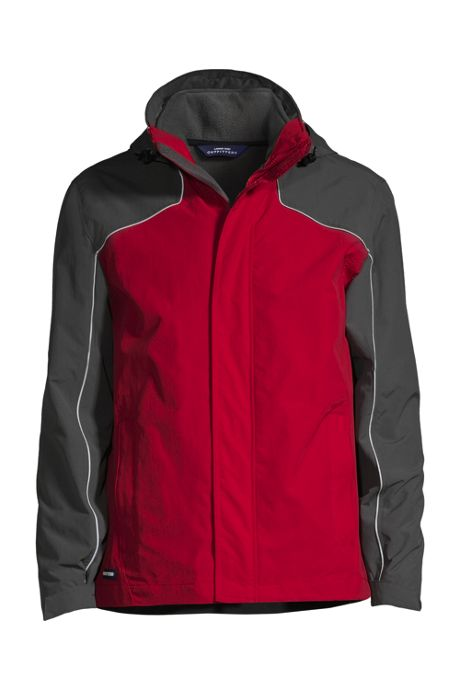 School Uniform Men's Big 3 in 1 Squall Jacket