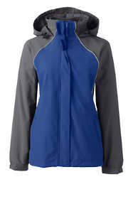 Women's Plus Size 3 in 1 Squall Jacket