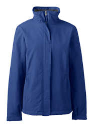 School Uniform Women's Plus Size Sport Squall Jacket