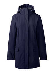 School Uniform Women's Plus Size Squall Parka