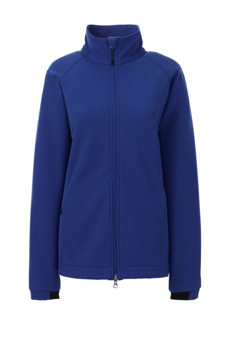 School Uniform Women's Soft Shell Fleece Jacket
