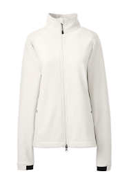 Women's Plus Size Soft Shell Fleece Jacket