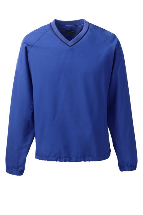 School Uniform Unisex Big Pullover Wind Shirt