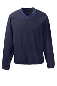 School Uniform Unisex Pullover Wind Shirt