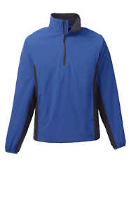 School Uniform Unisex Half Zip Storm Shirt
