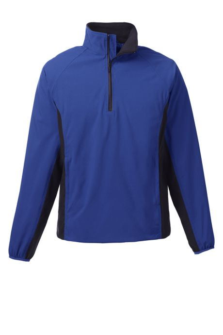 School Uniform Unisex Big Half Zip Storm Shirt
