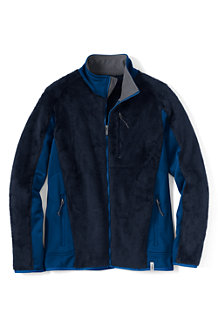 Men's High Pile Fleece Jacket