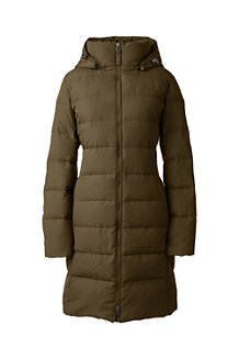 Women's Chalet Down Coat