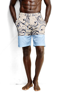 Surfershorts, Colorblock horizontal