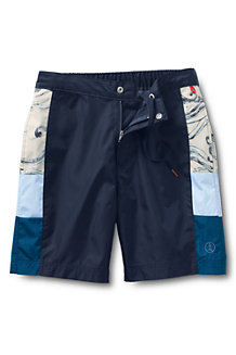 Men's Side Panel Colourblock Board Shorts