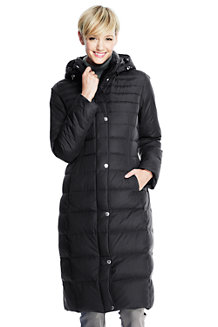 Women's Chalet Down Long Coat