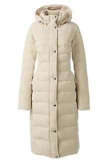 Women's Chalet Down Long Coat