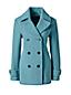 Women's Regular Luxe Wool Blend Pea Coat