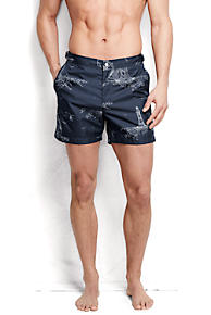 Men's 5 inch inseam Swimwear - Sale from Lands' End