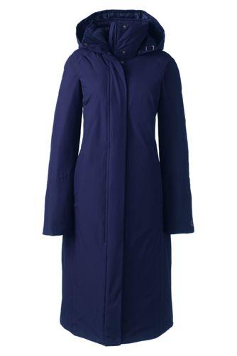Women's Regular Commuter Down Long Coat