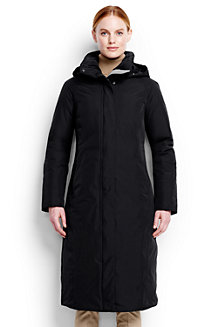 Women's Commuter Down Long Coat