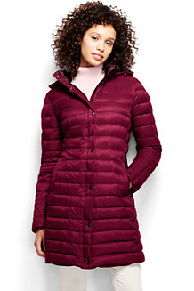 Women's Lightweight Down Packable Coat