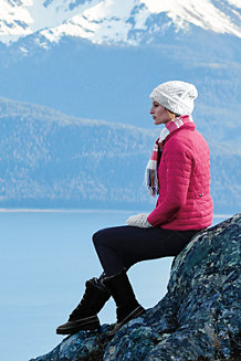 Women's Lightweight Down Packable Jacket