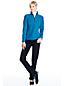 Le Pullover Confort en Polaire 100 Demi-Zip Femme, Taille Standard