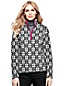 Women's Regular Print Everyday Fleece 100 Half-zip