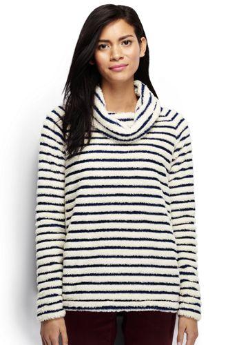 Women's Regular Plush Fleece Pullover