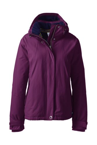 Women's Plus Squall Hooded Jacket