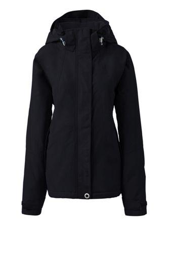 Women's Regular Squall Hooded Jacket