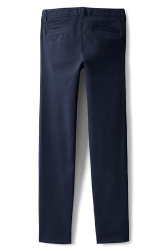 Junior's Stretch Pencil Pants
