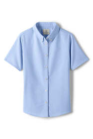 School Uniform Girls Short Sleeve Oxford