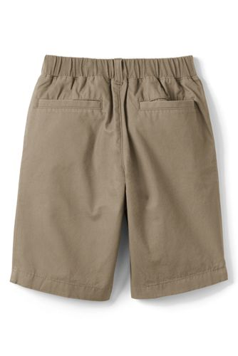 School Uniform Kids Pull On Shorts