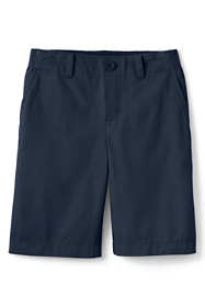 School Uniform Toddler Boys Elastic Waist Shorts
