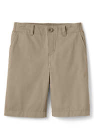 School Uniform Boys Elastic Waist Shorts