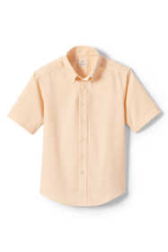 School Uniform Boys Short Sleeve Oxford Dress Shirt