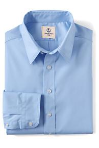 aeff331eae04 School Uniform Boys LS Broadcloth Perfect Shirt