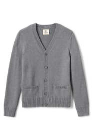Little Boys Performance Button Front Cardigan Sweater